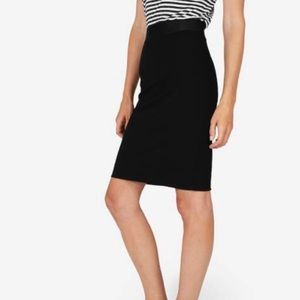 Everlane Stretch Ponte Tube Skirt, Small